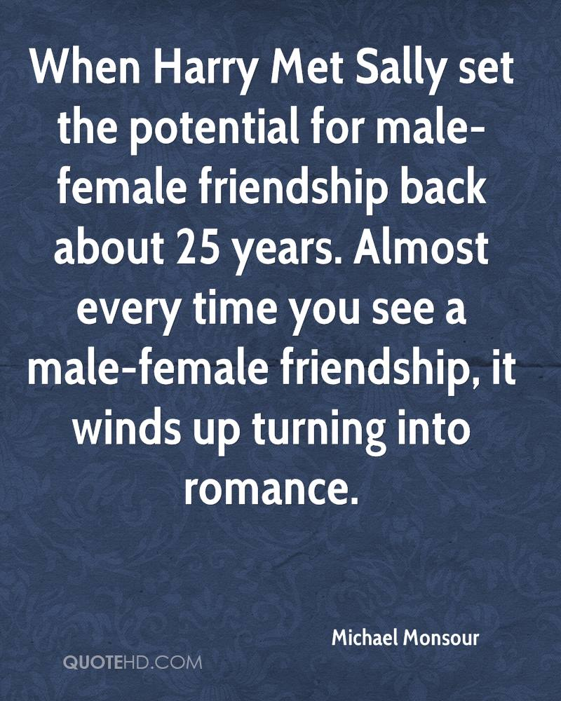 male and female friendship quotes
