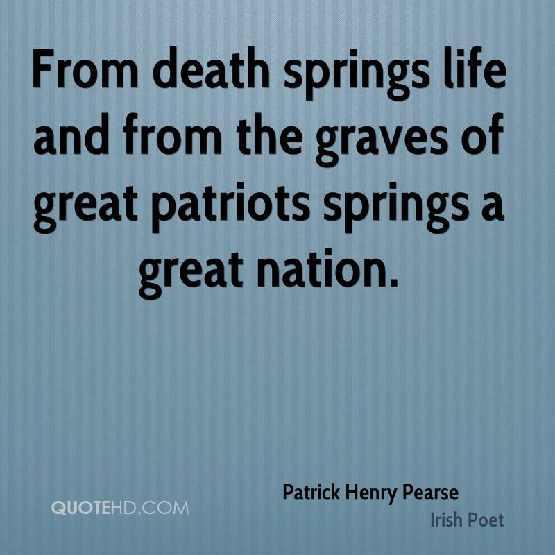 the life and accomplishments of patrick pearse Almost everyone agreed that it was an interesting book about a topic with which most of us had little familiarity—a partial history of asia since the start of european colonial domination, told from the perspective of the asians themselves.