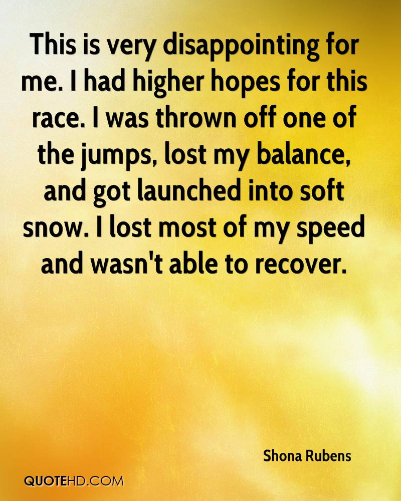 This is very disappointing for me. I had higher hopes for this race. I was thrown off one of the jumps, lost my balance, and got launched into soft snow. I lost most of my speed and wasn't able to recover.