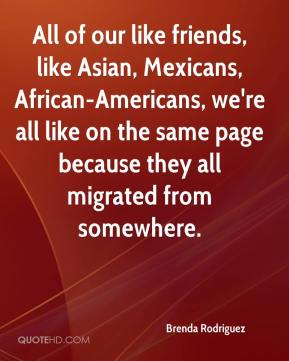 Americans Be Like Quotes Quotes By Asian Americ...