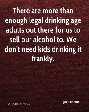 Age-21 drinking laws save lives