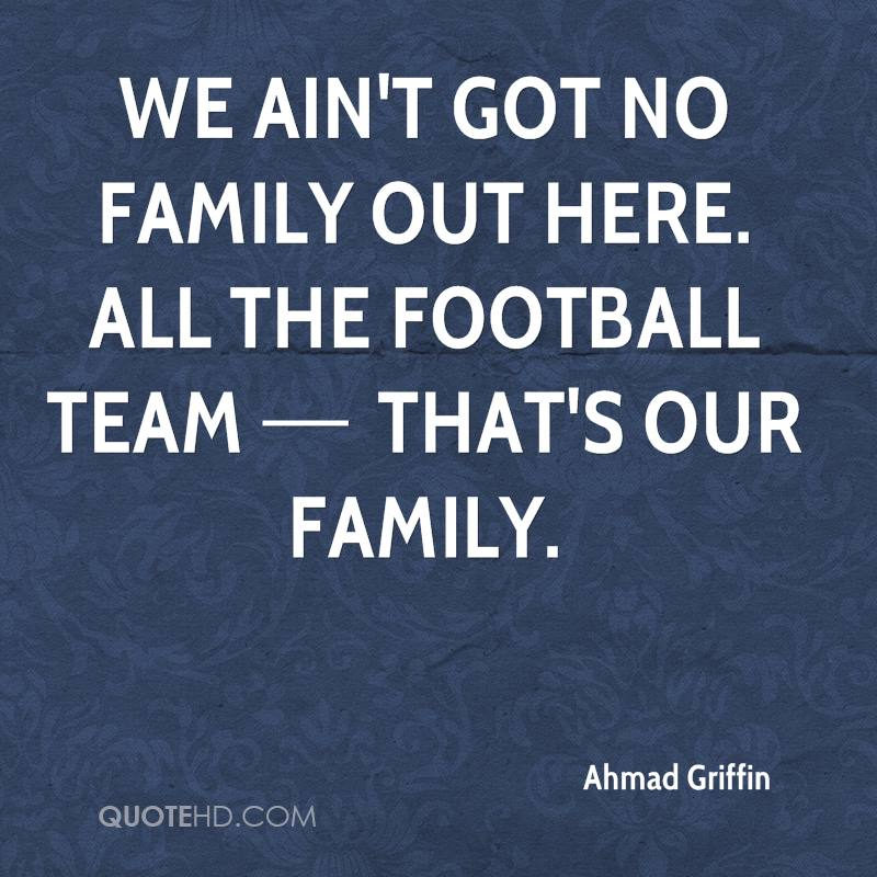Ahmad Griffin Quotes | QuoteHD