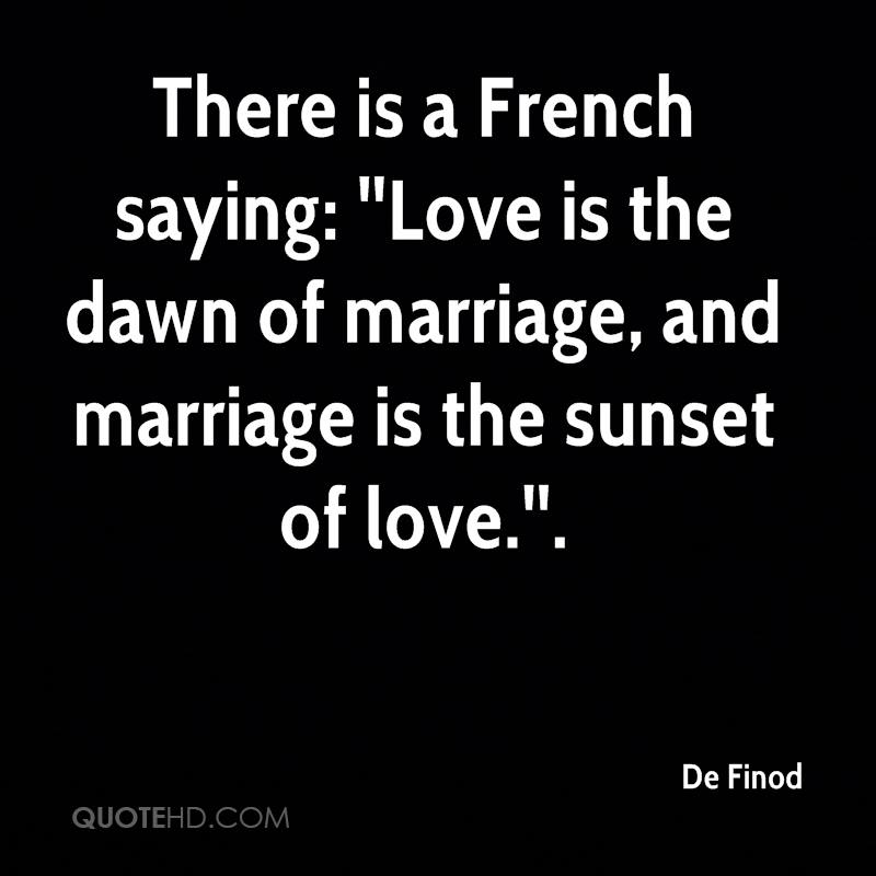 what is love in french