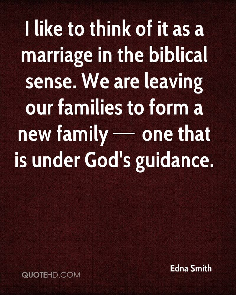 God's Guidance Quotes Edna Smith Marriage Quotes  Quotehd