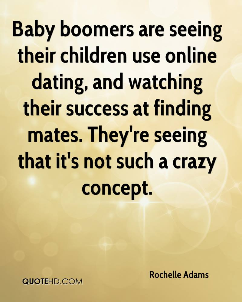 Baby Boomers Are Seeing Their Children Use Online Dating, And Watching  Their Success At Finding