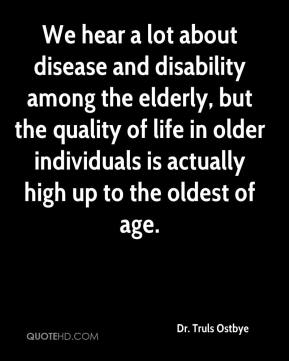 quality of life among the elderly Quality of life and life satisfaction among institutionalised elderly in the era of globalisation (a sociological study) institution : department of sociology, osmania.