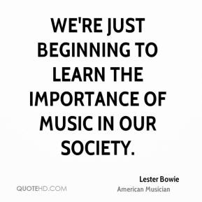 the importance of music in our The importance of music in various spheres of human life is briefly discussed below: fine arts: music is one of the fine arts like other forms of art, it requires creative and technical skill and the power of imagination.
