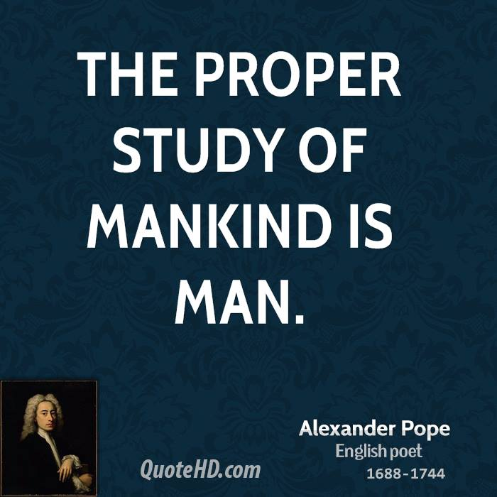 The study of mankind: excerpts from the publication of the ...