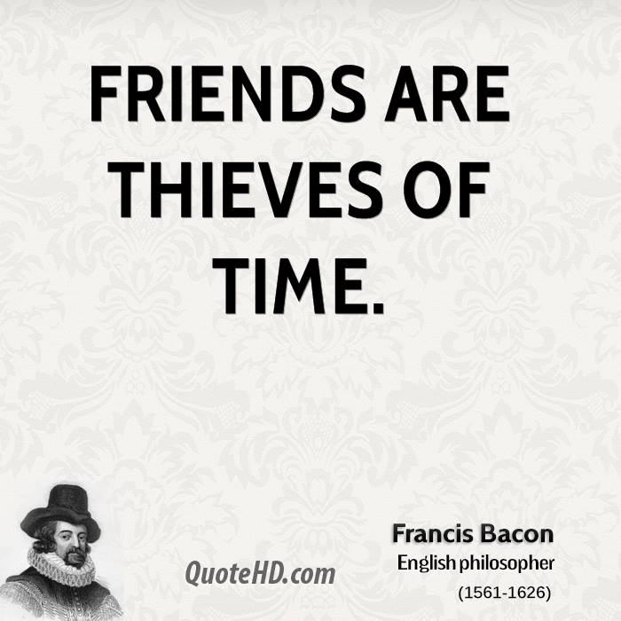 Philosopher Quotes | Francis Bacon Time Quotes Quotehd