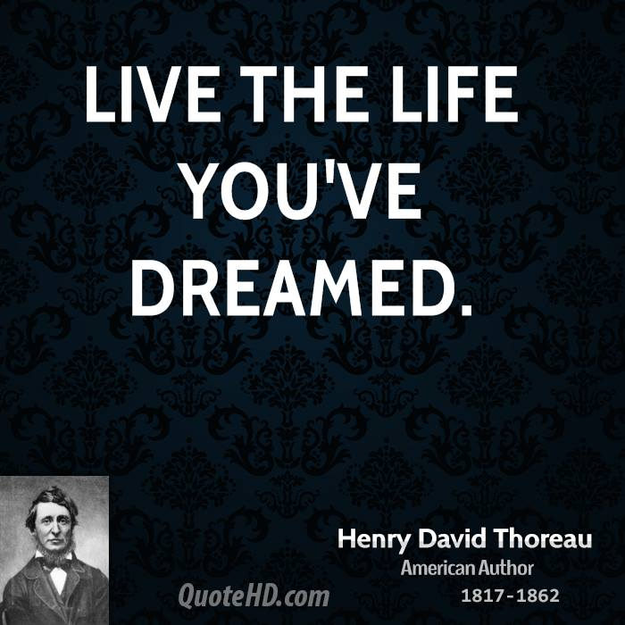 an introduction to the life of a writer henry david thoreau Walden study guide contains a biography of henry david thoreau  because of this connection between one's physical and spiritual life, thoreau's  the writer.