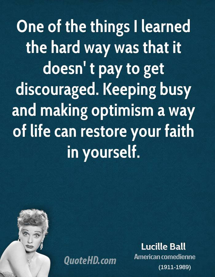 Lucille Ball Quotes About Life. QuotesGram Lucille Ball Quotes