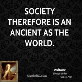 voltaire writings Montesquieu's important works charles-louis montesquieu wrote two of the most influential works during the time of the enlightenment these two works were called.