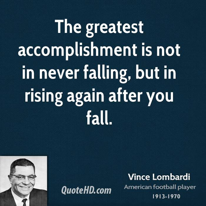 Vince Lombardi Quote: Vince Lombardi Quotes On Teamwork. QuotesGram