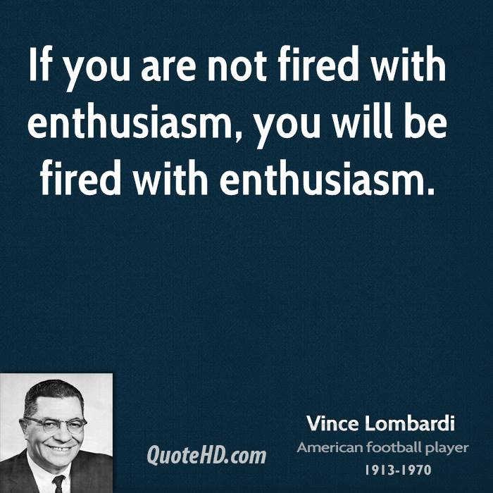 Lombardi Quotes: Vince Lombardi Quotes On Teamwork. QuotesGram