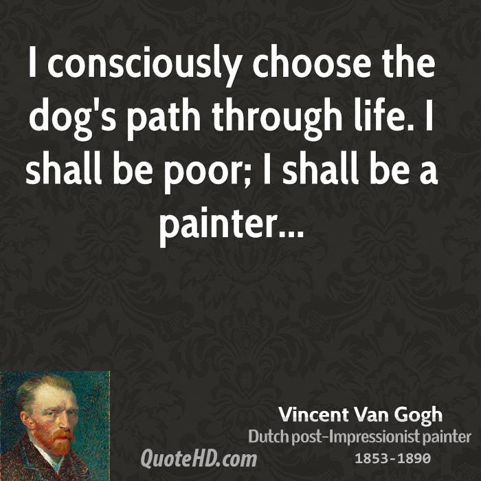Vincent Van Gogh Quotes: 1000+ Images About Quotes On Pinterest