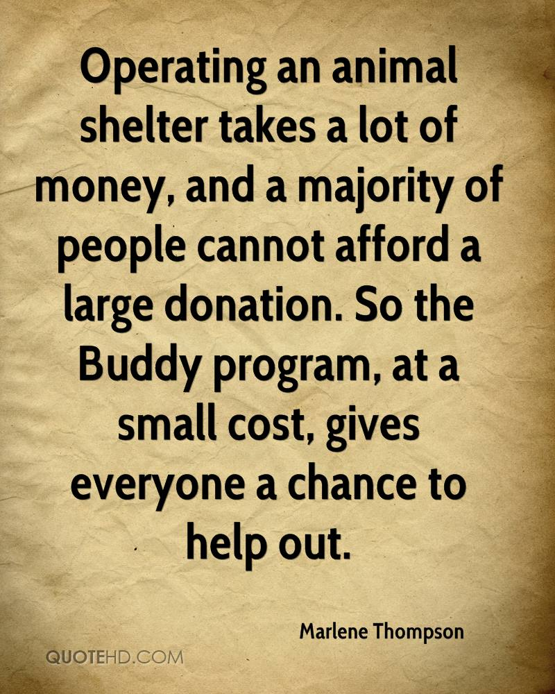 Donation Quotes   QUOTES OF THE DAY