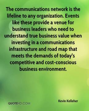 The communications network is the lifeline to any organization. Events like these provide a venue for business leaders who need to understand true business value when investing in a communications infrastructure and road map that meets the demands of today's competitive and cost-conscious business environment.