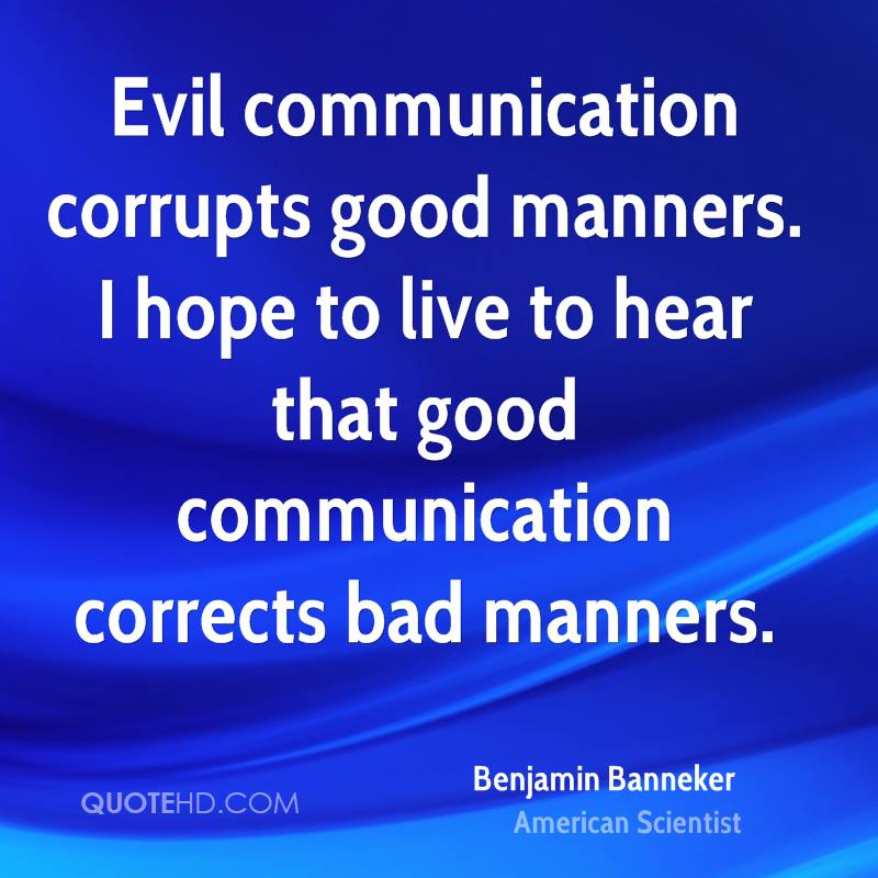 good bad communication essay Persuasive essay on technology over which leads to anti-socialism and bad communication they are losing skills that are necessary to be good leader this is.
