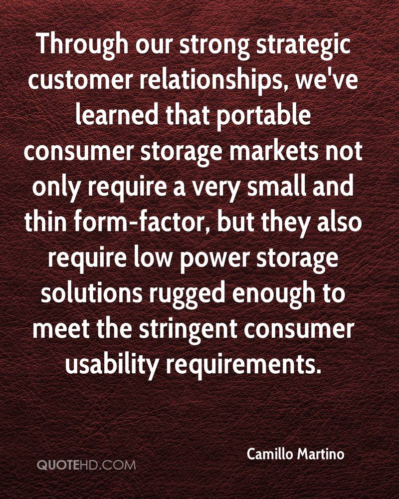 client relationship quotes