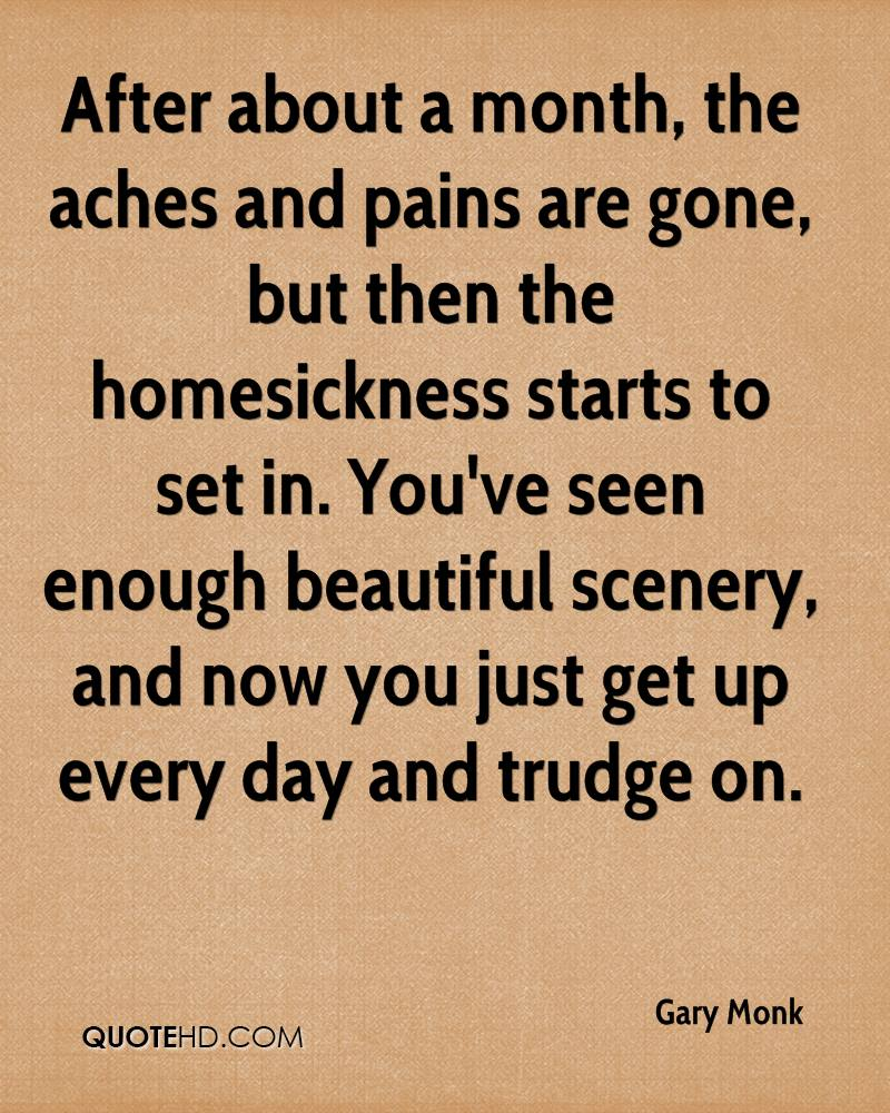 Homesickness Quotes - Page 1 | QuoteHD