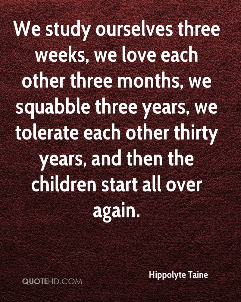 Quotes We Love Each Other: Hippolyte Taine Quotes
