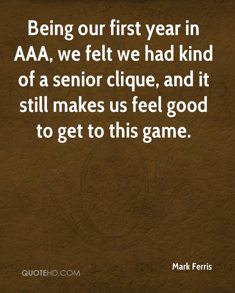 Aaa Quote Mark Ferris Quotes  Quotehd