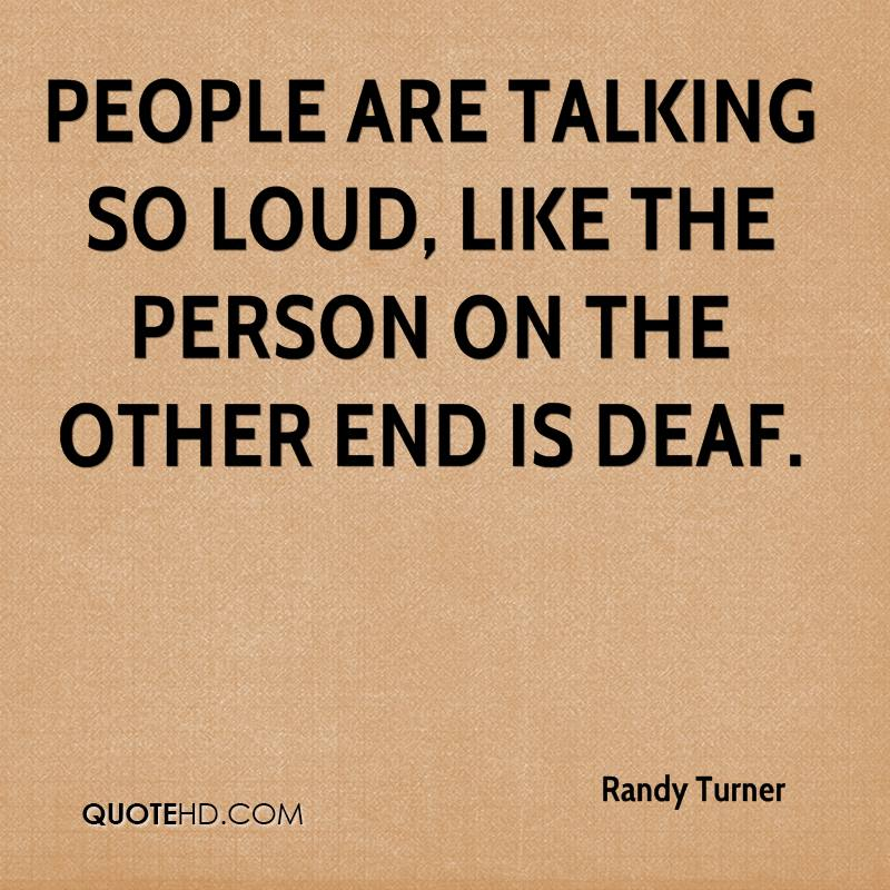 Quotes About Love: Randy Turner Quotes