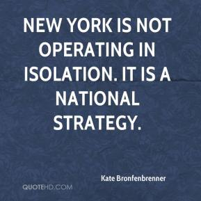 New York is not operating in isolation. It is a national strategy.