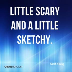 Sarah Young  - little scary and a little sketchy.