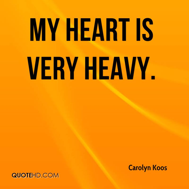 Carolyn Koos Quotes | QuoteHD