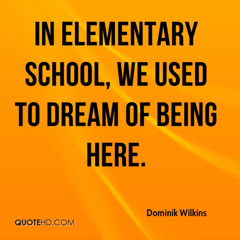 Dominik Wilkins Quotes | QuoteHD
