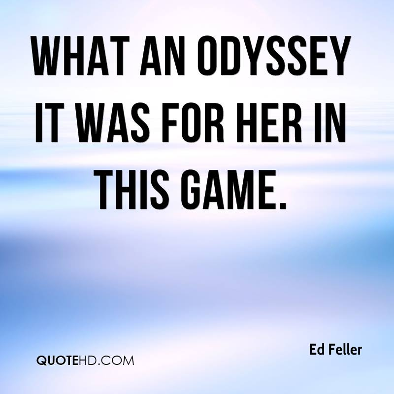 odyssey quote