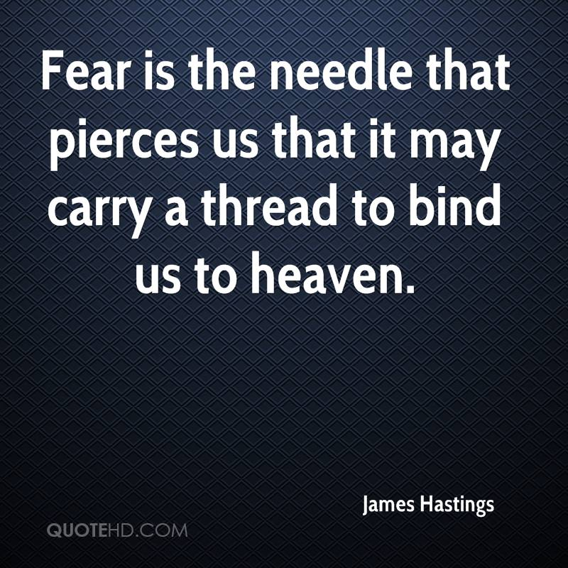 James Hastings Quotes