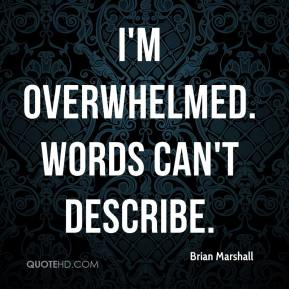 quotes about feeling overwhelmed quotesgram