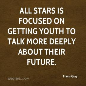 All Stars is focused on getting youth to talk more deeply about their future.