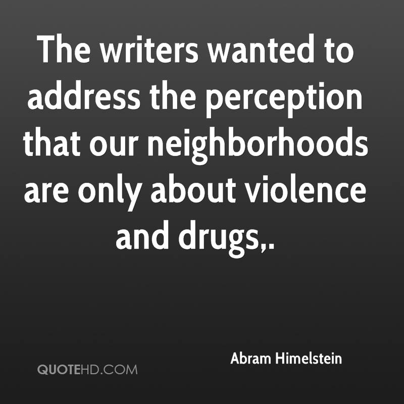 authors who write about drugs