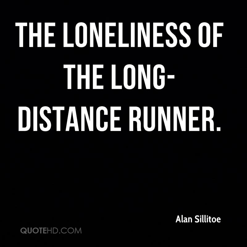 loneliness of the long distance runner essay Forget your guy richie crime capers,'loneliness of the long distance runner' is british cinema at its best i can't explain why i love this film.
