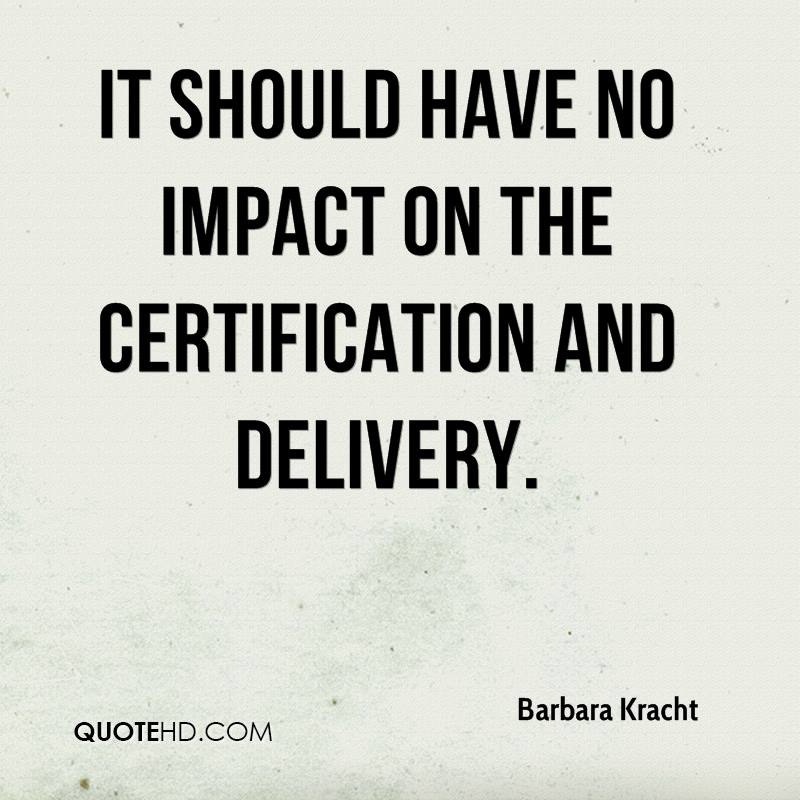 Barbara Kracht Quotes | QuoteHD