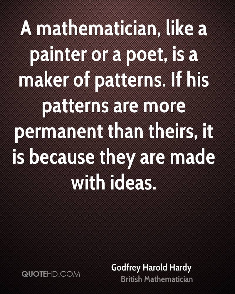 Quotes About Patterns Amazing Inspiration