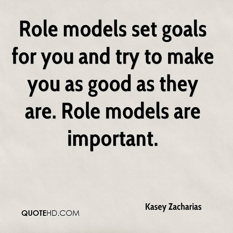 Model Quotes: Kasey Zacharias Quotes