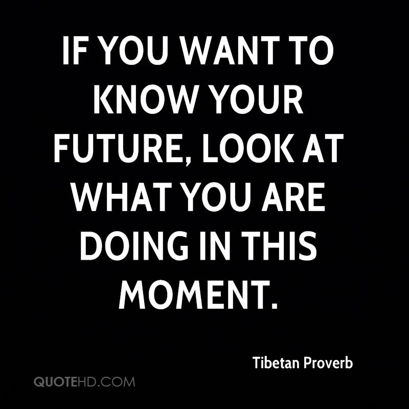 What do you want to do in the future? Who do you want to be?