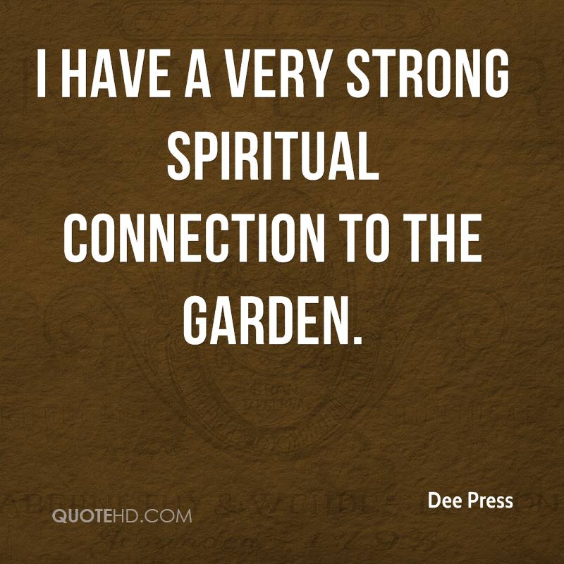 strong spiritual connection with someone