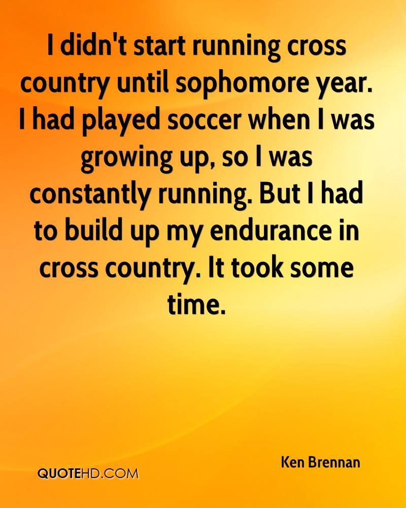 Inspirational Cross Country Quotes. QuotesGram