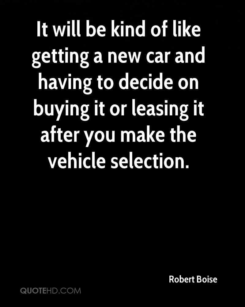 New Car Quotes Robert Boise Quotes  Quotehd