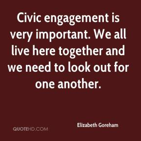 Civic participation quotes