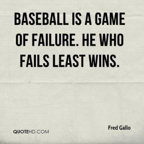 Baseball Failure Quotes. QuotesGram