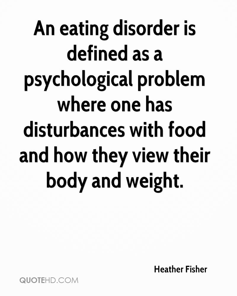 Who gets eating disorders?