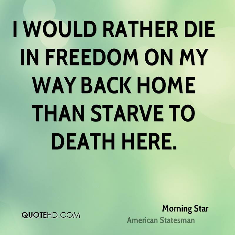 morning star quotes quotehd