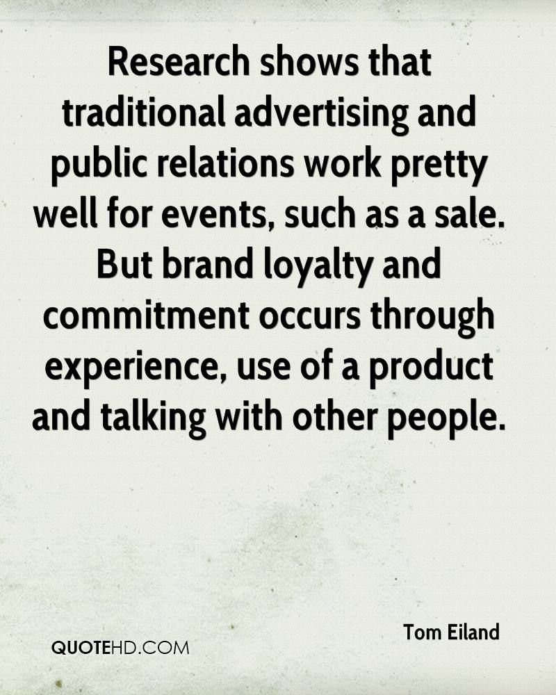 Quotes On Research Tomeilandquoteresearchshowsthattraditionaladvertisingand