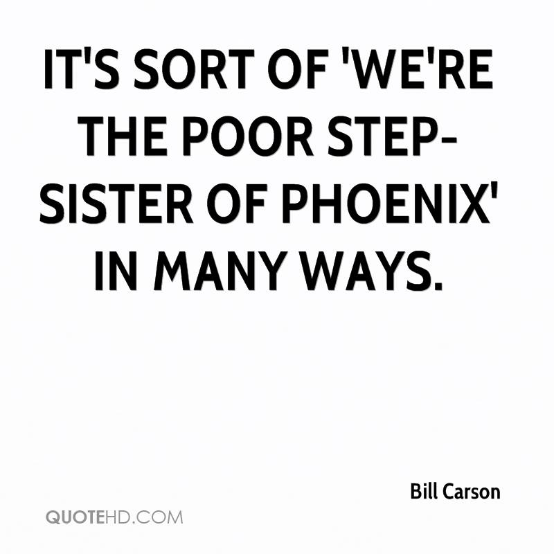 Bill Carson Quotes | QuoteHD
